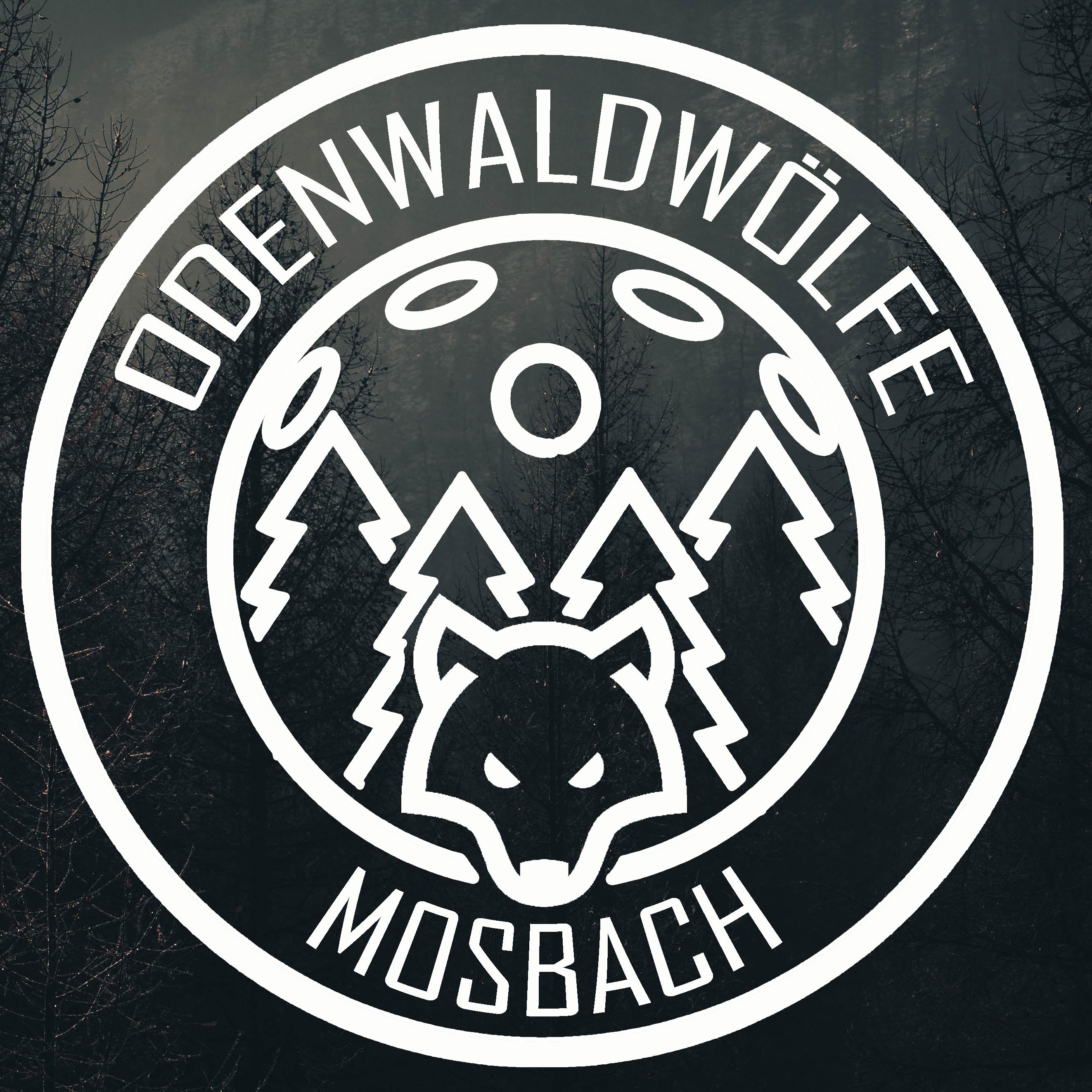 Logo der Odenwaldwölfe Mosbach