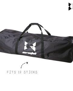 Tasche für 12 Floorballschläger / Teambag