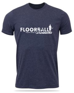 Floorball T-Shirt Jadberg grau