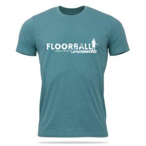 Floorball T-Shirt Jadberg blau