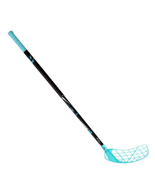 Floorball Stick in petrol bzw. blau